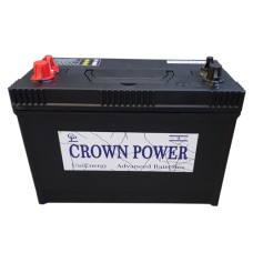 Crown 110ah batterie