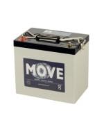 Move accu's