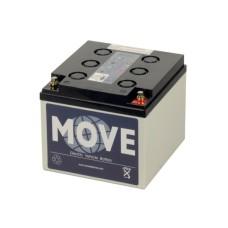 Move Gel accu 12 volt 25 ah
