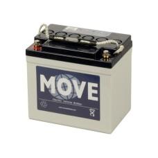 Move Gel accu 12 volt 30 ah