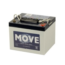 Move Gel accu 12 volt 40 ah