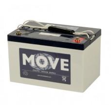 Move Gel accu 12 volt 68 ah