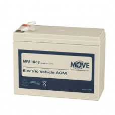 Move agm accu 12 volt 10 ah