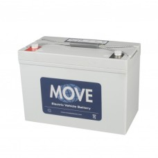 Move agm accu 12 volt 105 ah