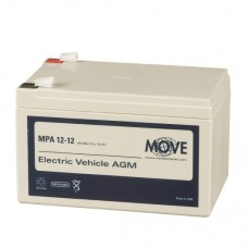 Move agm accu 12 volt 12 ah