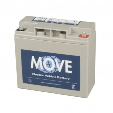 Move agm accu 12 volt 20 ah