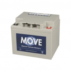 Move agm accu 12 volt 50 ah