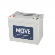 Move agm accu 12 volt 85 ah