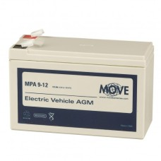 Move agm accu 12 volt 9 ah
