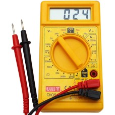 Multimeter - Voltmeter - Digitaal - accutester