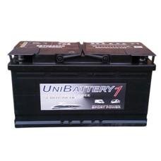 UniBattery 100ah 95751 accu