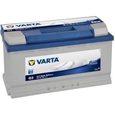Varta Blue Dynamic G3 accu 12V 95Ah