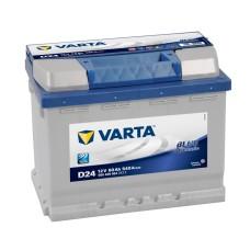 Varta Blue Dynamic D24 accu 12V 60Ah