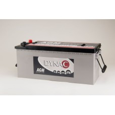 Dynac AGM Accu 130 Ampere