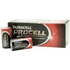 Duracell Procell D 10 stuks